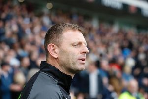 Town boss Graeme Jones