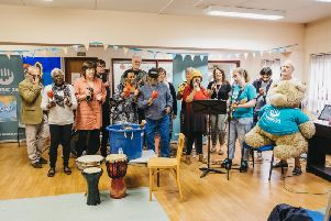 Music24's musicathon raised thousands for the charity