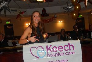 Halloween Ball to raise money for Keech