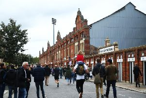 Fulham's Craven Cottage ground
