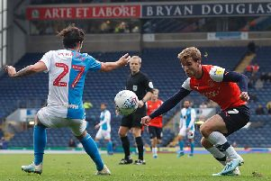 Hatters attacker Callum McManaman