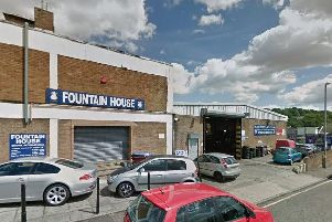 Fountain House and the MOT centre on Burr Street would be demolished if the scheme went ahead
