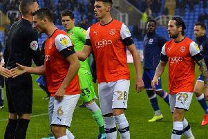 Lloyd Jones came in for his full league debut against Reading