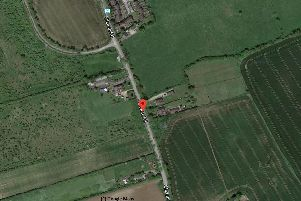 The dog was found in the Church Road area, Luton. Photo from Google Maps