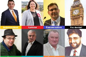 Seven candidates are standing in Luton South