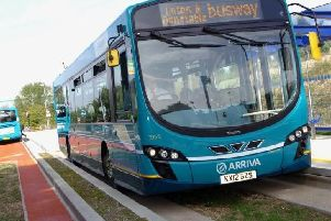 Luton-Dunstable busway (stock pic)