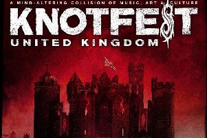 Knotfest heads to the National Bowl in Milton Keynes in August next year