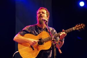 Keith James brings the sound of Yusuf Cat Stevens to Market Rasen later this month