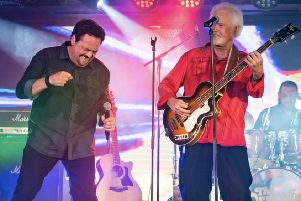 Merrill and Jay Osmond will be bringing a Rockin Christmas feel to Grimsby's Central Hall
