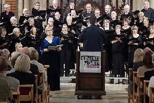 Melton Mowbray Choral Society PHOTO: Supplied