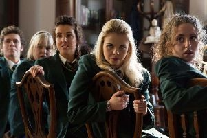 Derry Girls has proved a hit with audiences on Channel 4.
