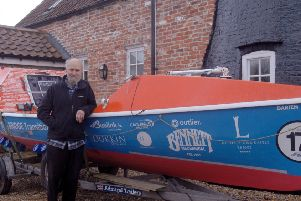 Richard Harries with his boat Darien EMN-191202-101532001
