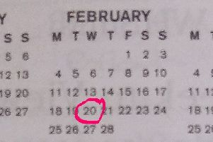 What happened this day in history: February 20 EMN-190220-062102001