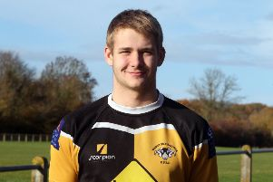 Tobi Faulkener bagged a hat-trick of tries for Shipston