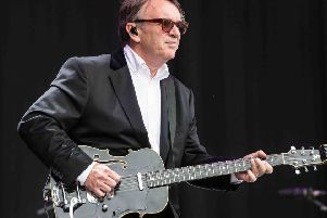 Chris Difford Photo by James Gourley/REX/Shutterstock EMN-190415-160133001