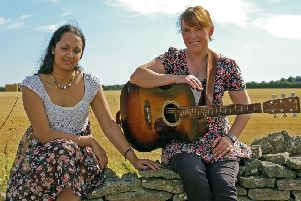 The Rye Sisters - Ishani Siriwardena  and Sue Pomeroy