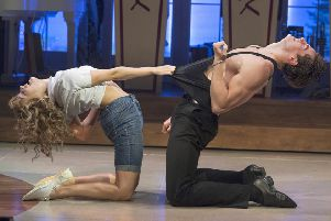 Classic moves and classic songs in Dirty Dancing