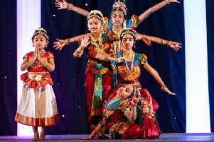 'Tarang! An Indian Culture Event'
