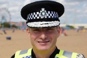 Lincolnshire Chief Constable Bill Skelly. EMN-191107-112028001