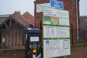Parking changes for mobile customers