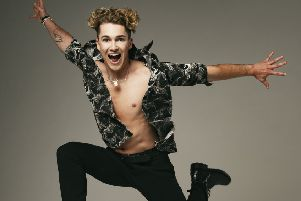 AJ Pritchard heads back out on tour next year