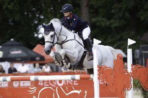 Holly claims a brilliant individual medal in her second jump-off of the weekend EMN-190819-093656002