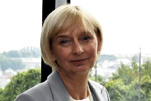 Commissioner for Victims and Survivors Judith Thompson