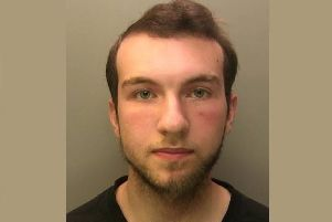 Jailed: Lewis Croft.