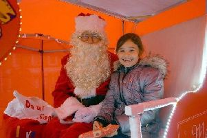 Father Christmas will be back in town with the help of Market Rasen Lions EMN-191117-083020001