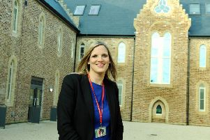 Louise New, principal of the Chichester Free School