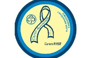 Lincolnshire Girlguiding and Carers First. EMN-200129-171548001