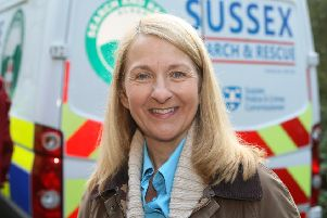 The council tax increase was proposed by Sussex Police and Crime Commissioner Katy Bourne