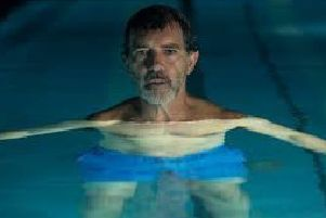 Antonio Banderas stars in the subtitled Spanish film Pain and Glory