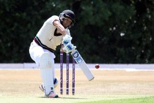 Qaasim Adams led Banbury's revival at Aston Rowant