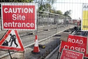The bridge will be closed for nine months