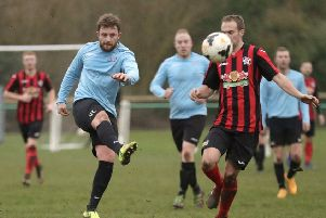 Kieran Foster scored twice on his second appearance for Asfordby PICTURE: Phil James EMN-190901-132622002