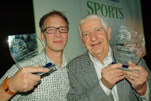 Last year both Brent Penniston and Brent Horobin shared the Sports Personality of the Year award after votes were tied EMN-190301-123848002