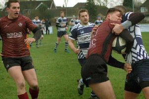 Melton RFC First XV have had several near-misses in the league this season, but remain without a win EMN-190125-150033002