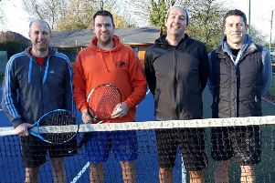 The men's second team success gave Melton Mowbray Tennis Club 11 titles for the second year running EMN-190129-120629002