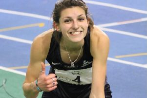 Mari Smith has a big year on the track and off it as she enters the final two semesters of a masters degree EMN-190502-090731002