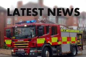 Firefighters attended the incident EMN-190902-093027001