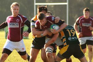 Melton Second XV scored three tries, but were well beaten by a well-organised Melbourne side EMN-190226-105831002