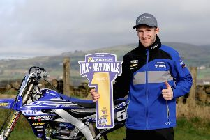 Martin Barr won at the opening round of the MX Nationals at Sherwood.