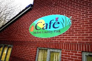 The cafe at Melton Country Park which has reopened after Melton Space took over operating it EMN-190316-172313001