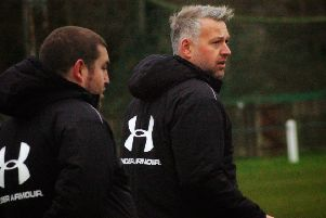Neil Miller (right) and assistant Richard Cragg face a busy close season of recruitment EMN-190320-121651002