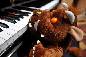 The Gruffalo turns 20 on March 23, 2019. Picture: Steve Robards SR1900613