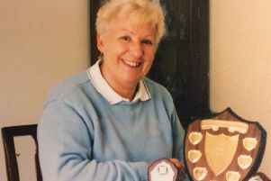 Kathleen Palmer, a former Melton registrar of births, deaths and marriages, who has passed away aged 81 EMN-190329-174130001