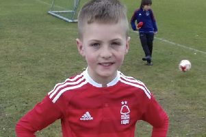 Addison has been selected to play in the Dutch tournament for Forest for the second year running EMN-190404-171332002