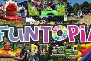 Funtopia is coming to Syston PHOTO: Pick 'n' Mix Events