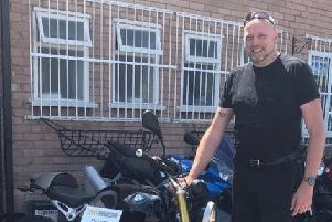 John Thorogood, who died following a collision while riding his motorcycle on the B6047 near Lowesby on March 31 EMN-190422-092750001